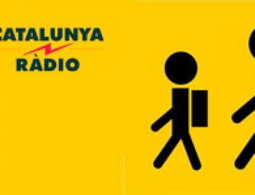 L'escola a Catalunya Radio
