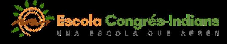 ESCOLA CONGRÉS-INDIANS Logo